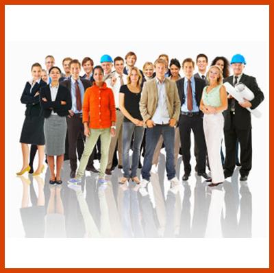 clients cnc bâtiment, type et groupe de client