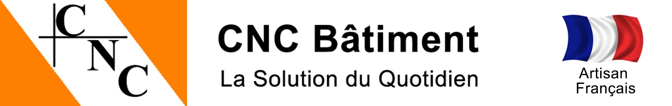 Logo cnc accueil artisan Français Rambouillet